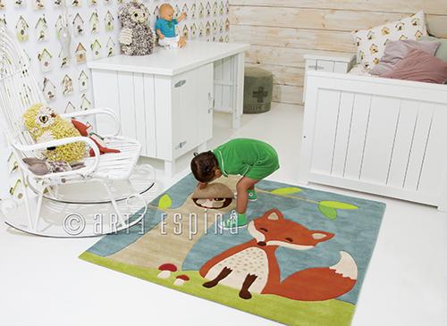 dywan dla dzieci arte espina