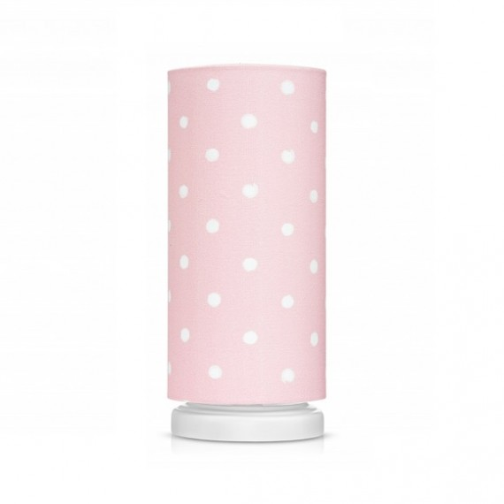 Lamps&Co. Lampka nocna - Lovely Dots Pink
