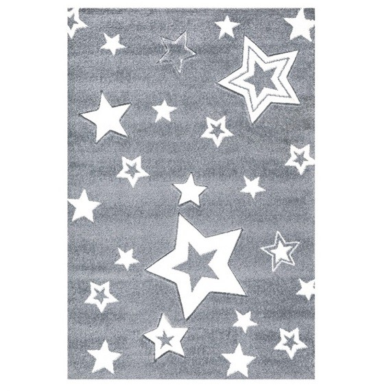 Happy Rugs Dywan Starlight Grey White