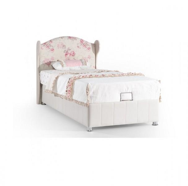 Kidsteens łóżko Ze Skrzynią Ballerina 90x200 Cm