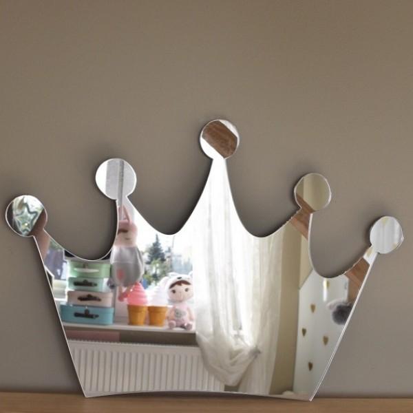 Hellowood lustro dla dzieci korona sklep for Espejos de formas