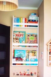 Regały I Półki Na Książki Dla Dzieci 4interiors Baggi