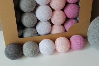 Cottonove Love  Cotton Balls Velvet Touch  20 kul