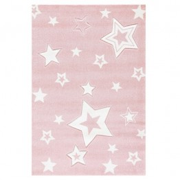 Happy Rugs Dywan Starlight Pink 130x190 cm